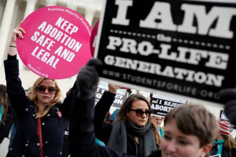Poll Finds 71% of Young Adults in the U.S. Support Limits on Abortion