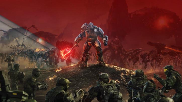 Halo Wars 2' News: Windows 10 Demo, Massive 9 9 GB Update
