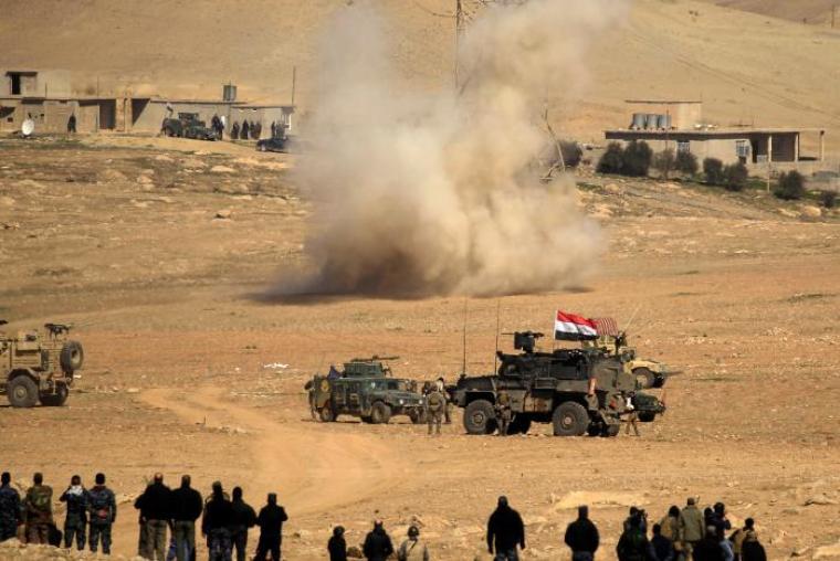 ISIS IRAQ MOSUL ISLAMIC STATE