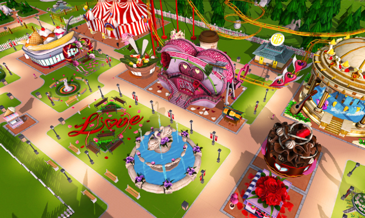 RollerCoaster Tycoon Touch' Cheats, Tips and Tricks: How to