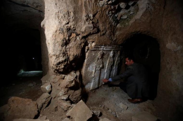 Tomb of Jonah