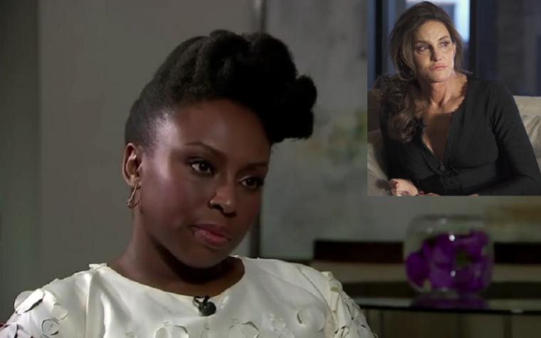 Chimamanda Ngozi Adichie, Caitlyn Jenner