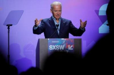 Former U.S. President Joe Biden