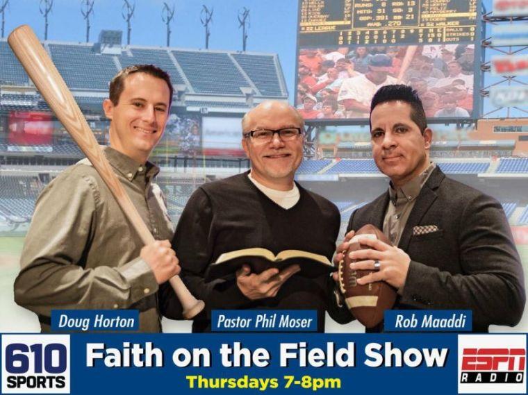 Faith on the Field Radio Promo