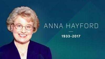 Anna Hayford