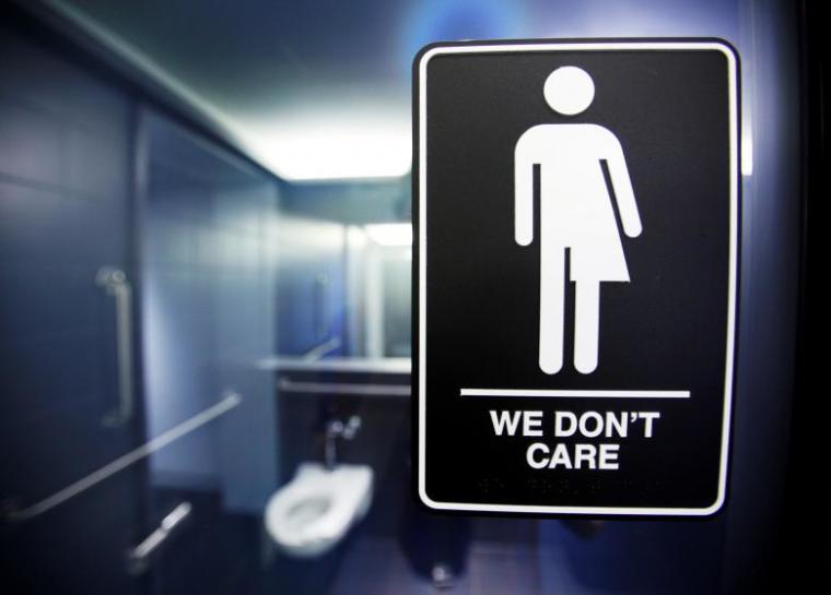 Same Sex Restroom