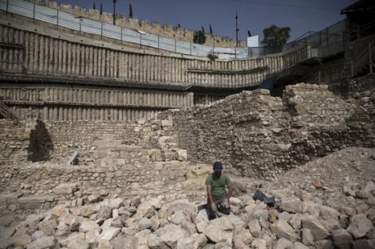 Holy Land Excavation