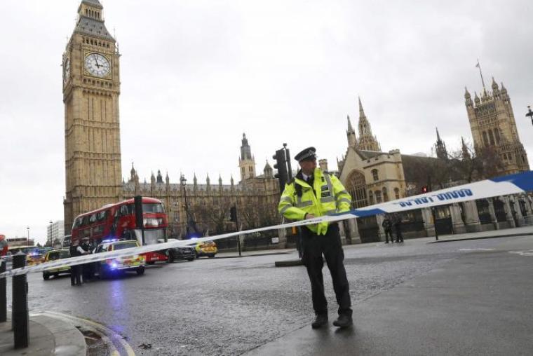 London Terror Attack 2017