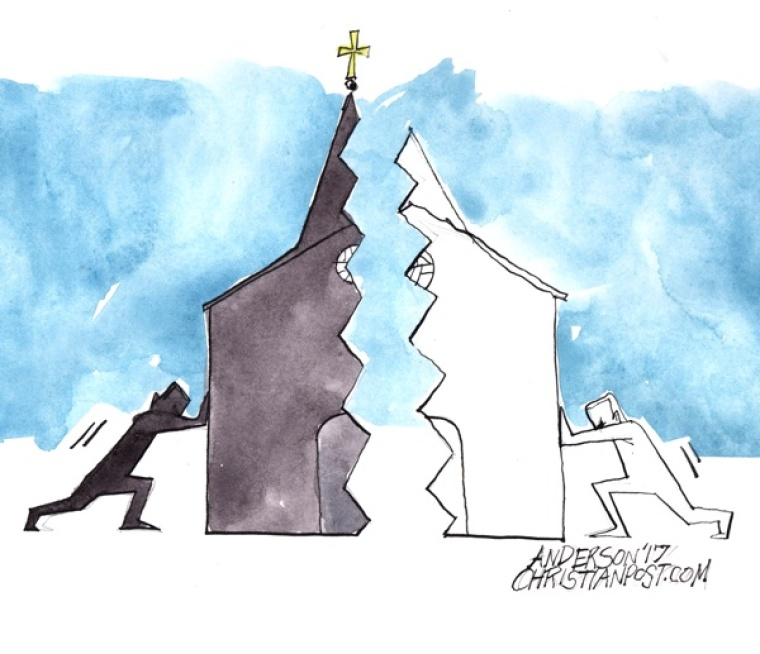 Healing the Church's Racial Divide