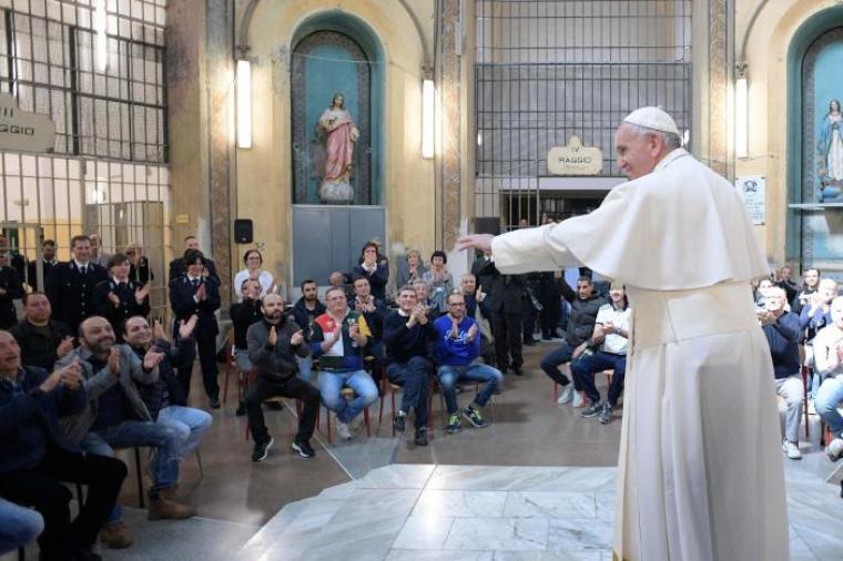 Pope Francis in Milan
