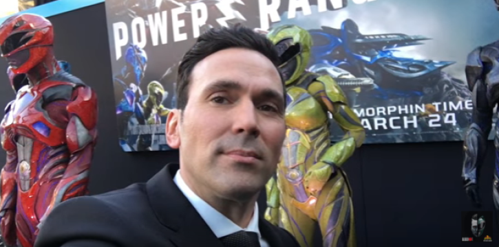 Power Rangers' Movie Features Former Green Ranger Who Continues to