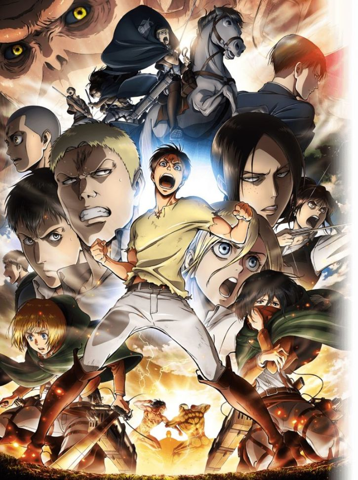 Attack on Titan' Season 2 Episode 8 Set To Be Relatively
