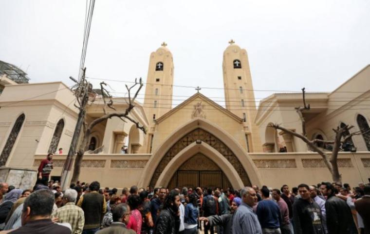 church bombing Egypt