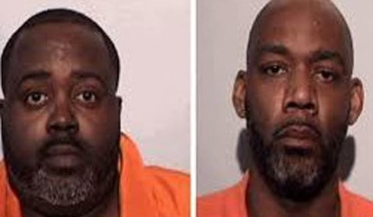 Rev. Cordell Jenkins and Anthony Haynes - sex trafficking charges