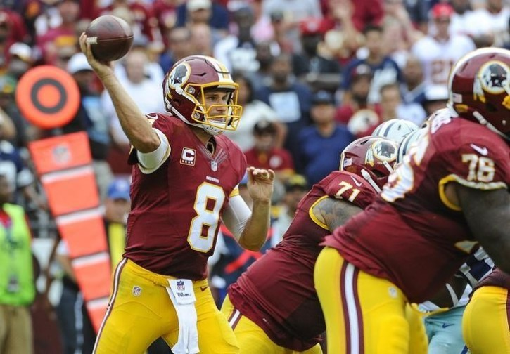 Washington Redskins Trade: Kirk Cousins Says 'The Ball's in