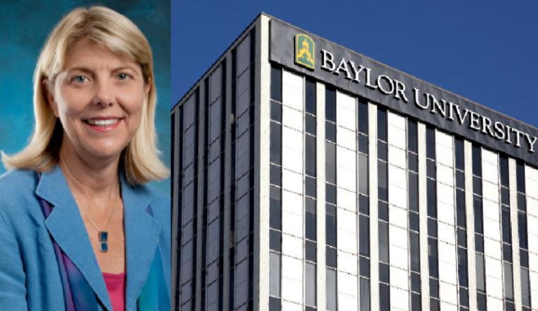 Dr. Linda Livingstone, Baylor