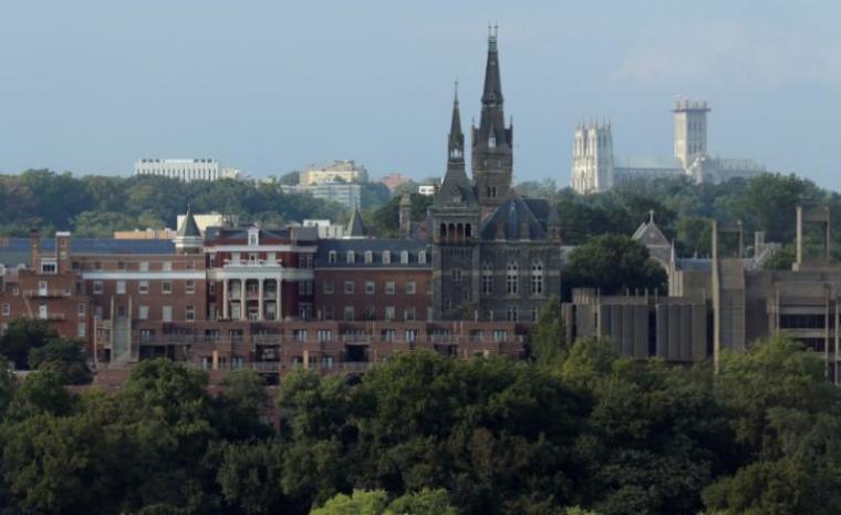 Georgetown University in Washington, D.C. | Reuters/Joshua Roberts