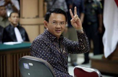 Jakarta's Governor 'Ahok' Basuki Purnama
