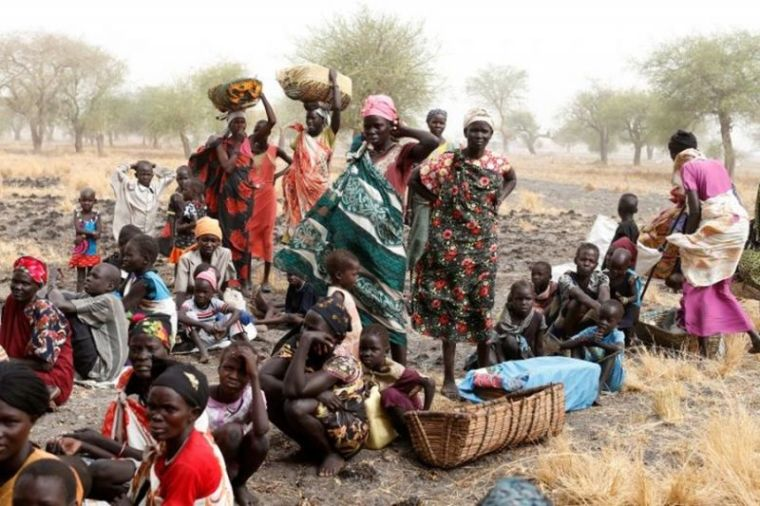 South Sudan clinic