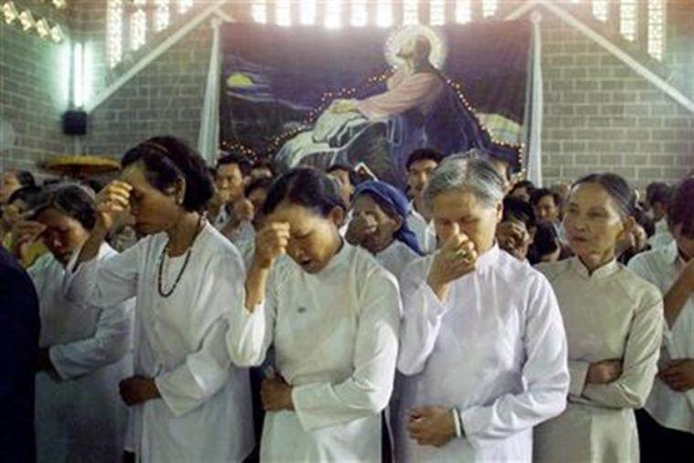 Vietnamese mass