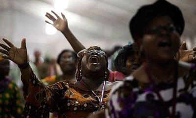 Nigerian Pentecostals