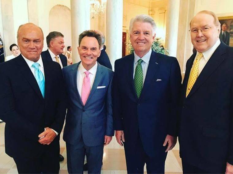 Evangelicals at White House