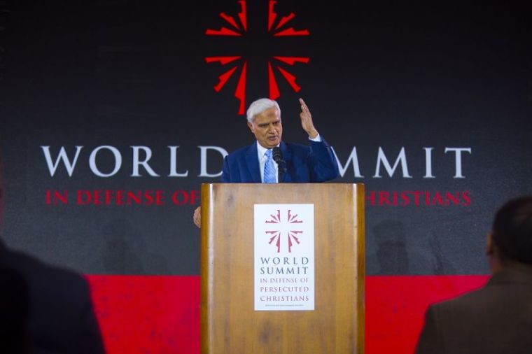 Ravi Zacharias Reveals He Has Bone Cancer