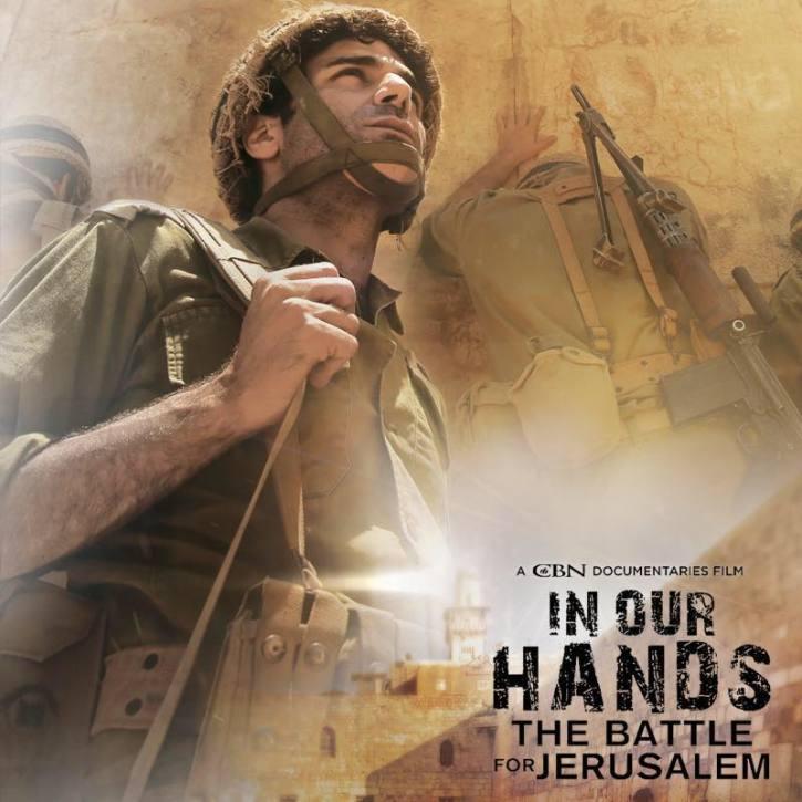 CBN's Gordon Robertson on Six-Day War Film: Jews Are Still God's