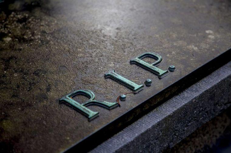 death, grave