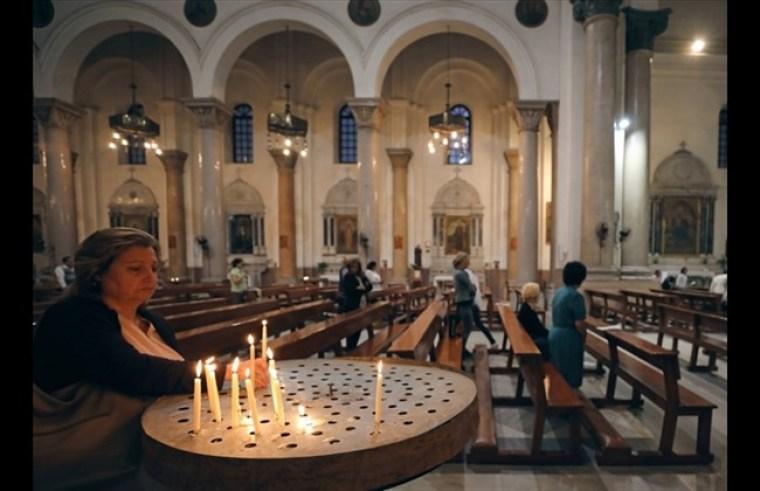 egypt christian