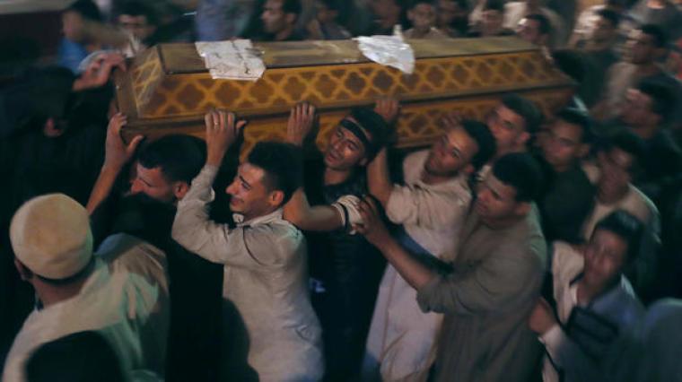 Egypt, Coptic Christians, Minya