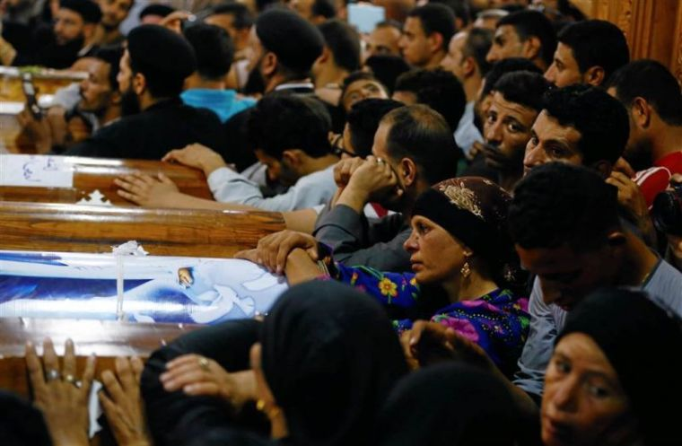 Coptic Christians, Egypt, Minya