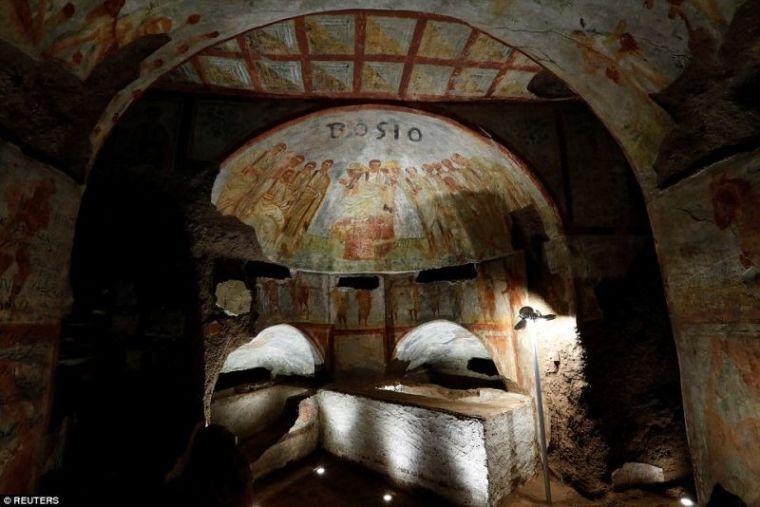 Domitilla Catacombs