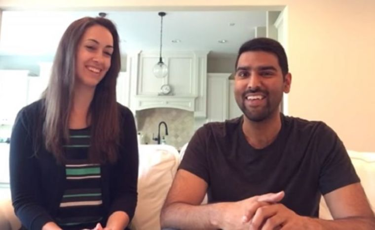 Nabeel and Michelle Qureshi