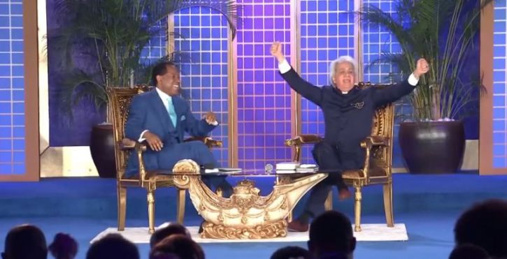 Benny Hinn Launching TV Channel Showcasing 'Miracles' From