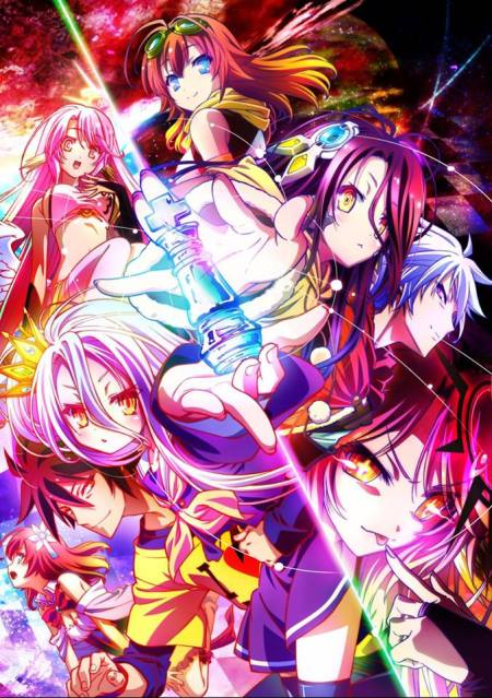 No Game No Life' Season 2 Cancelled Due to Plagiarism Allegations ...
