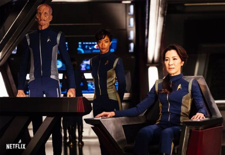 'Star Trek Discovery'