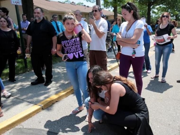Iraqi Christians in Michigan