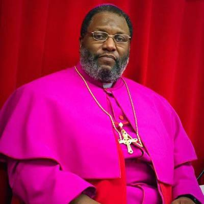 Bishop Franklin L. Fountain