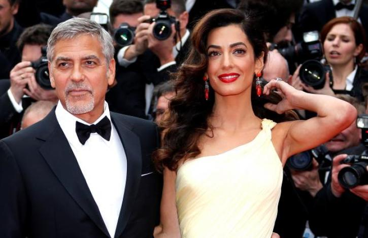 Clooney Foundation Raises Over $2 Million to Help Open