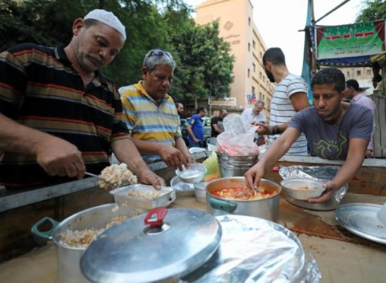coptic christians, ramadan
