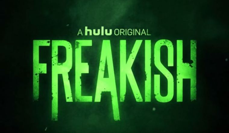 A screenshot from the official trailer of Hulu's 'Freakish.'
