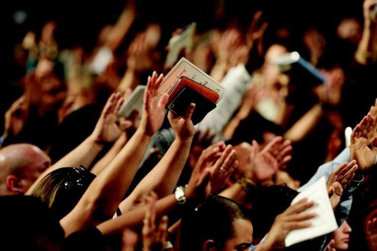 Worshipers, pixabay