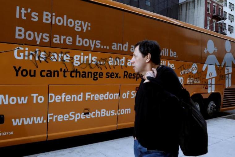 Free speech bus