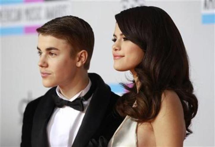 Justin Bieber and Selena Gomez: Unfinished Recording of Ex