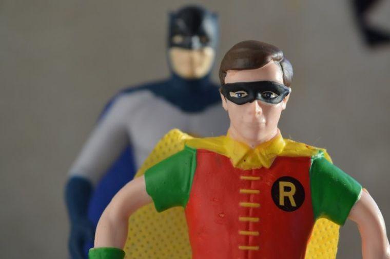 DCEU Robin