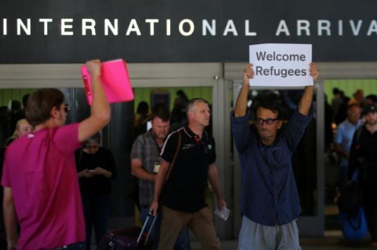 refugees, travel ban