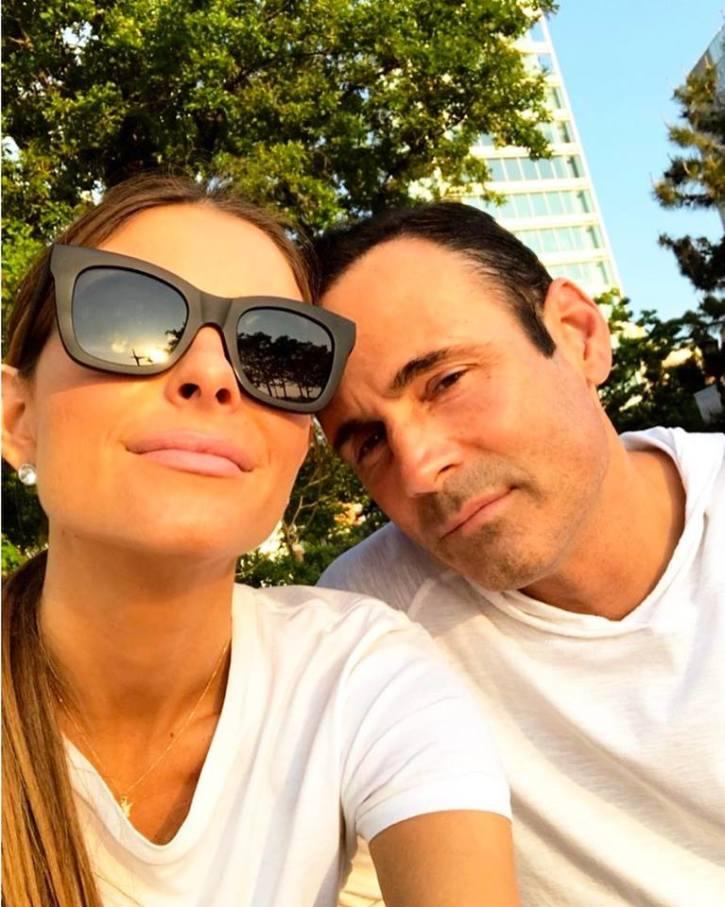 Maria Menounos Leaves E! News Following Brain Tumor Surgery - The