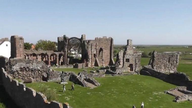 Holy Island of Lindisfarne