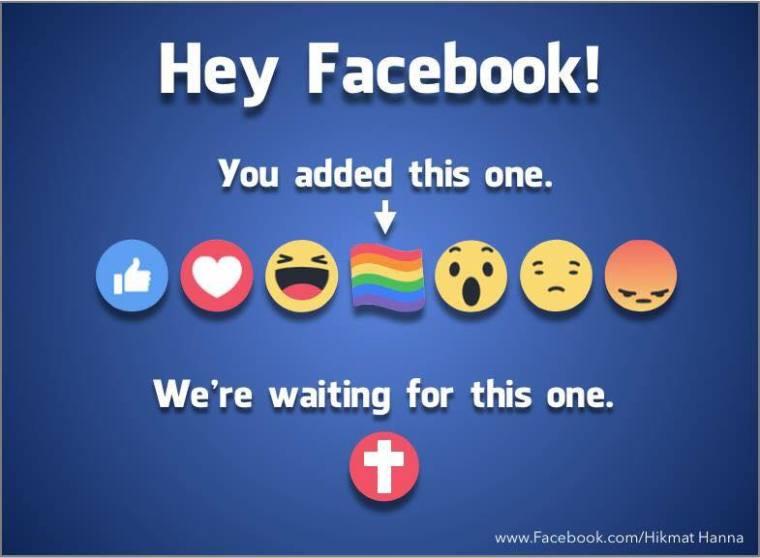 Facebook, emoji